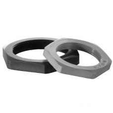 Гайка М50х1,5, полиамид, цвет черный