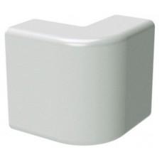 AEM 25x17 Угол внешний белый (розница 4 шт в пакете, 20 пакетов в коробке)