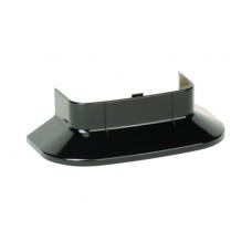 Ввод в стену 110х50 мм, черный