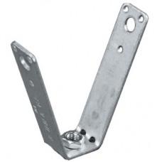 Крепление к профнастилу V-образное М10