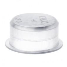 Заглушка для труб, IP40, д.50мм