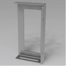 Боковой держатель для секционных монтажных плат, В=200мм, 1 упаковка - 2шт.