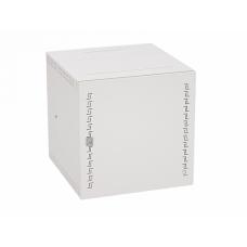 Шкаф телекоммуникационный навесной, 20U (1000х600х650) дверь сплошная,RAL 7035