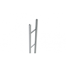 Вертикальная лестница 800, L 3м, горячий цинк