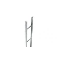 Вертикальная лестница 600, L 3м, горячий цинк