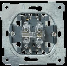 ВС10-1-0-Б Выключатель 1 клав. 10А BOLERO IEK