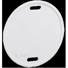 Бирка кабельная У-135 (круг 55 мм) IEK